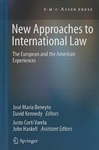 New Approaches to International Law. The European and the American Experience